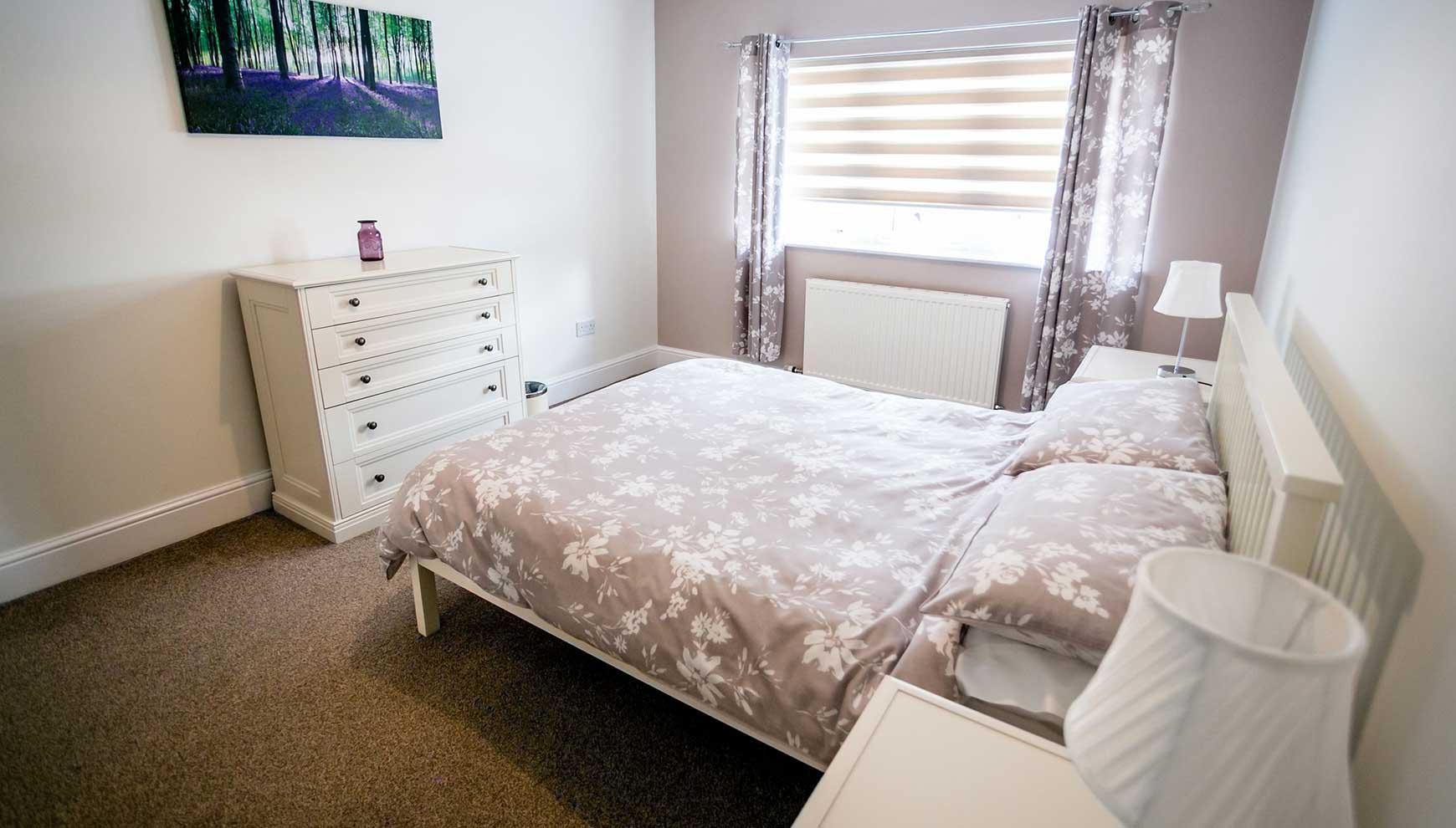 7/10 Double Bedroom