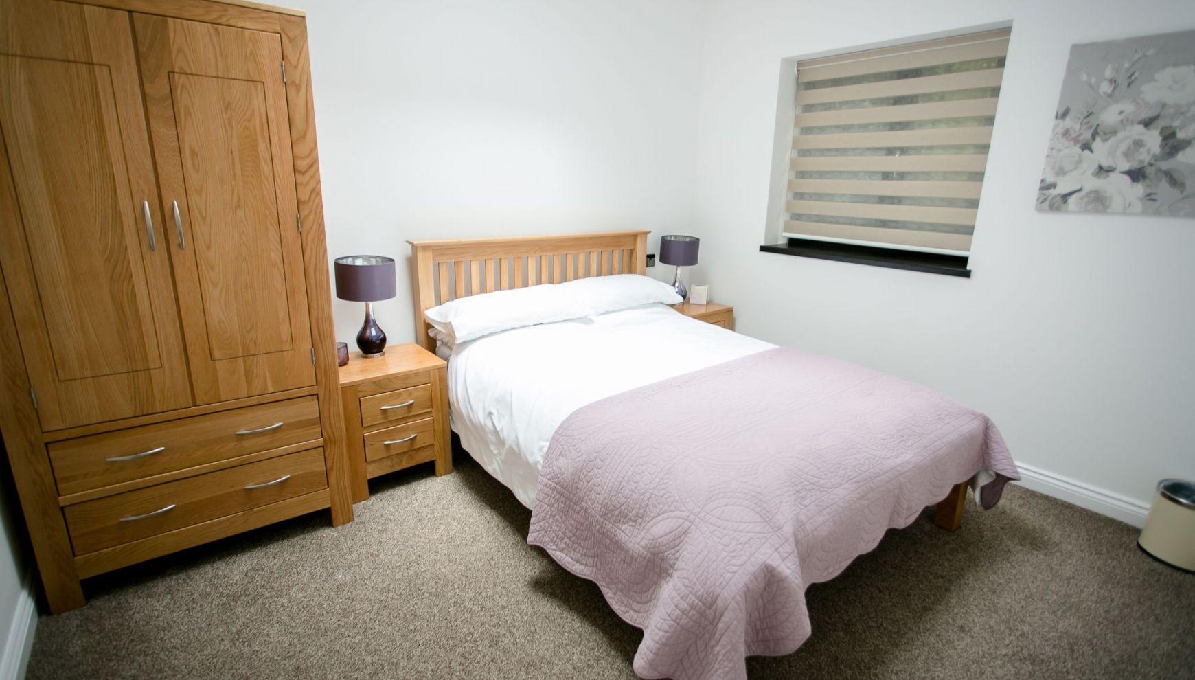 10/15 Double Bedroom