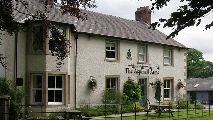 The Aspinall Arms